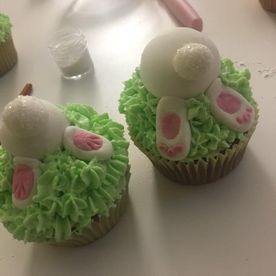 "Cupcake Workshop ""Easter Special"" Green Lounge - 05.04.2017_cft ag"