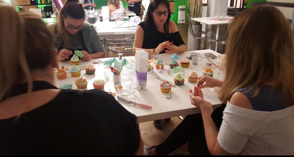"Cupcake Workshop ""Summer Edition"" Green Lounge-28.06.17_cft ag"