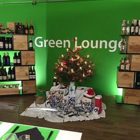 Weihnachtsessen_Business Floor 4_Green Lounge_cft ag