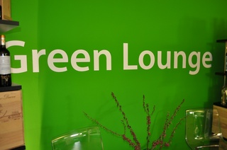 Eventlokalität Greenlounge in Muttenz - cft ag