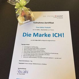 Ladies - Day Seminar Die Marke ICH! Green Lounge - 25.03.2017_cft ag